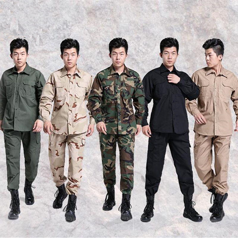 Men'S Jacket Winter Waterproof Skin SoftShell Jacket Set Men Tactical CP Camouflage Jacket Coat Camo Military Army Clothes Suit