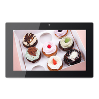 12.1 polegada android 6.0 GB RJ45 8 POE tablet pc