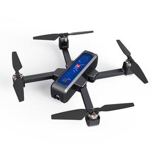 Image 2 - Mjx Bugs4 W B4w 5g Wifi Fpv Gps bezszczotkowy składany ultradźwiękowy Rc Drone 2k aparat przeciwwstrząsowy przepływ optyczny zdalnie sterowany Quadcopter Vs F11