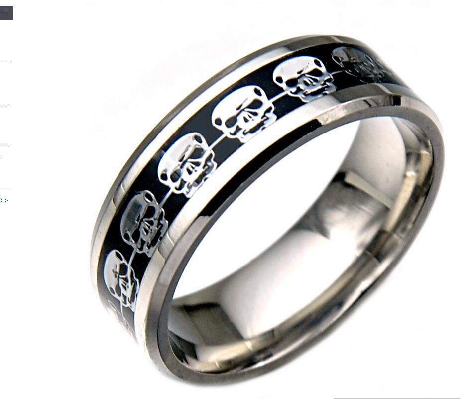 get cheap skull wedding rings aliexpress