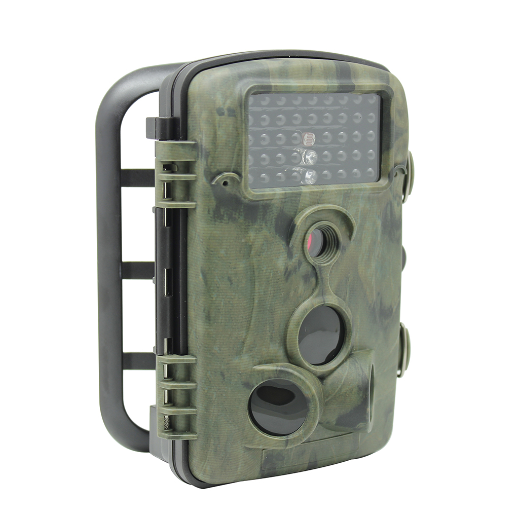 E5 Camouflage Hunting Scouting Camera Anti-thief Monitor Cam Camcorder 12MP 48ft 1600W 32GB 2.0 TFT