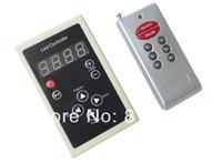 RF LED Controlador inalambrico Dos SPI senales 128x128x128 gris grado chips HL1606 LPD6803 WS2811 TM1803 TM1809 soportados