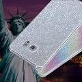 Para samsung galaxy a5 2016 glitter bling adesivo de corpo inteiro para samsung a5 2016 nota 5 s6 s7 borda do telefone strass adesivos cobrir