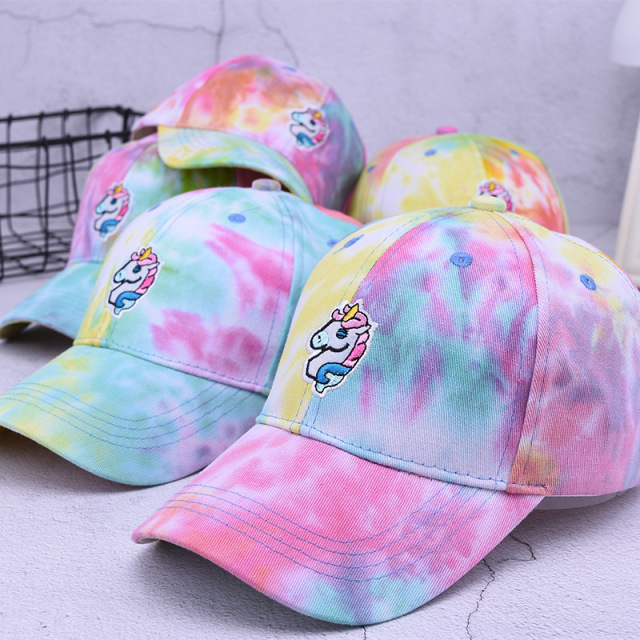 New Heart Unicorn Baseball Hat