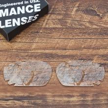 6683c69002 ToughAsNails lentes de repuesto para Oakley Jawbone Vented gafas de sol  claro (lente única)