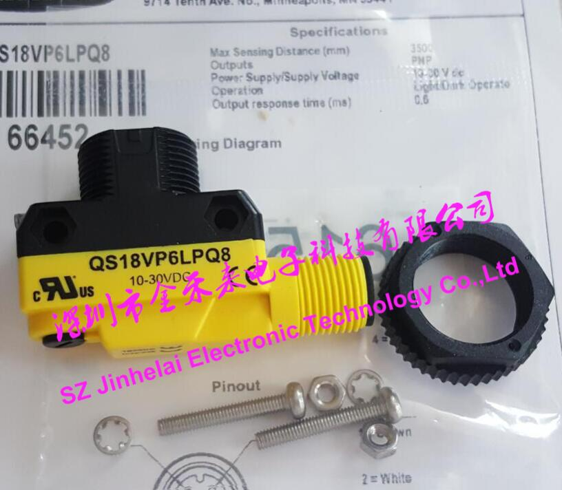 New and original QS18VP6LPQ8 Photoelectric switch