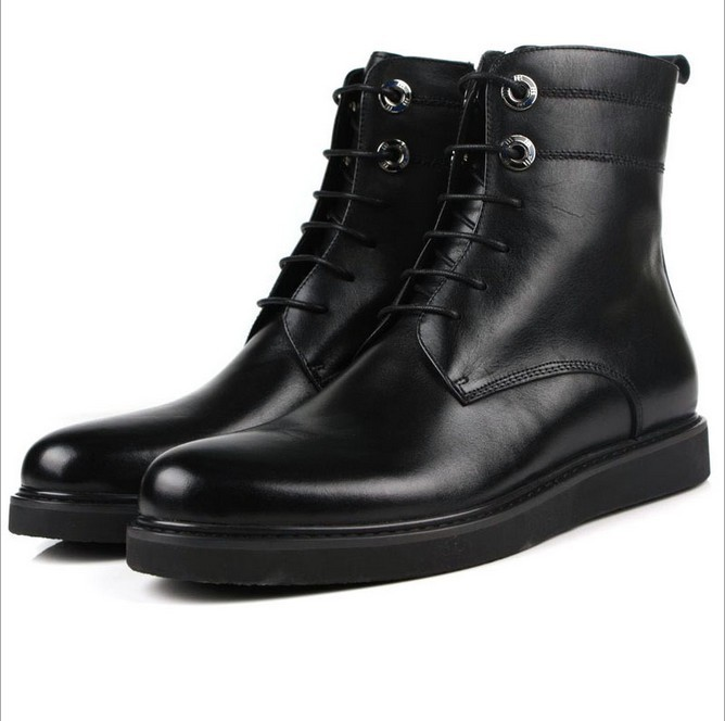 Popular Mens Black Lace up Dress Boots-Buy Cheap Mens Black Lace ...