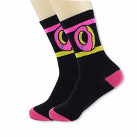 New Fashion Harajuku Cute Donuts Pattern Funny Socks for Women Cotton Hip hop Skateboard Casual Female Man Socks Meias [category]