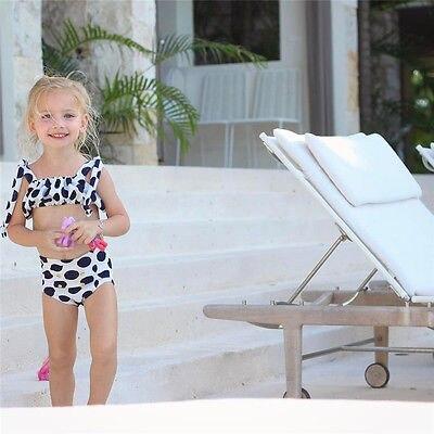 Toddler Baby Kid Girl Bikini Set Swimwear Swimsuit Bathing Suit Swimming Clothes