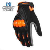 Masontex M35BB Children Bicycle Touchscreen Fabric Shell Gloves Available For Roller Balancr Car and Children's Motocycle