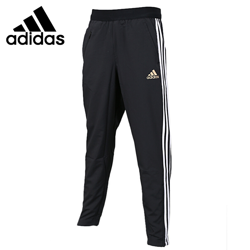 Original New Arrival  Adidas  Men's  Football  Pants  Sportswear adidas original new arrival official women s tight elastic waist full length pants sportswear bj8360