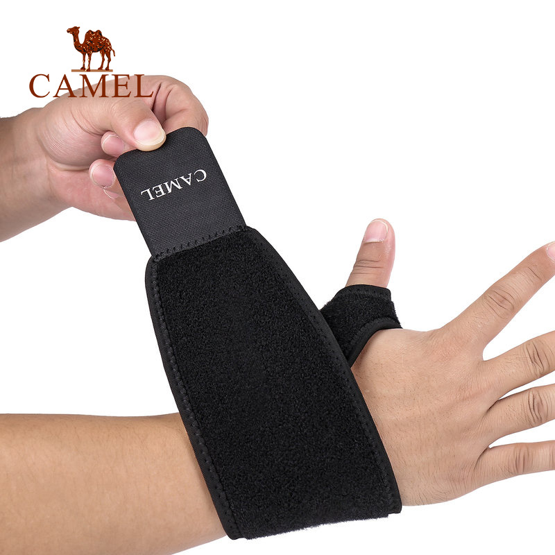 Apparel Accessories Minanser Cotton Elastic Bandage Hand Sports Arm Bands Safety Wristband Gym Support Wrist Brace Wrap Carpal Tunnel Wrestle