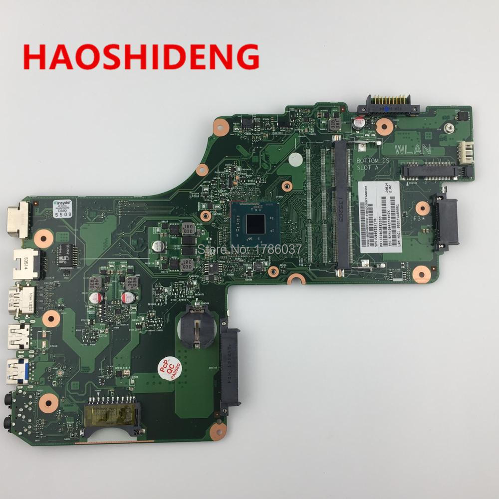 V000325170 For TOSHIBA Satellite C50 C55 C55-A series Motherboard 6050A2623101,All functions fully Tested ! юбка love republic цвет мятный 8151164202 19 размер 42