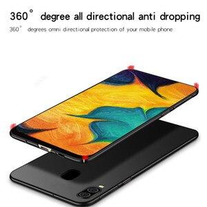 Image 4 - Para Samsung Galaxy A20e funda Silm de lujo ultrafina suave duro PC funda de teléfono para Samsung Galaxy A20e para Samsung A20e