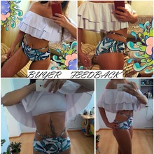 High Waist Swimsuit Sexy Bikinis Women Swimwear MT