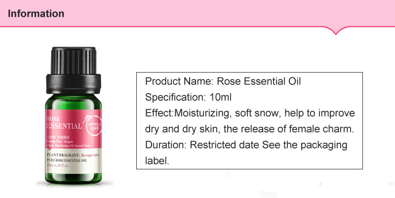 Rose Hip Oil Essential Oils for Aromatherapy Skin Care Massage Steam Whitening Moisturizing Hydrating Wrinkle Removal Anti Aging 2
