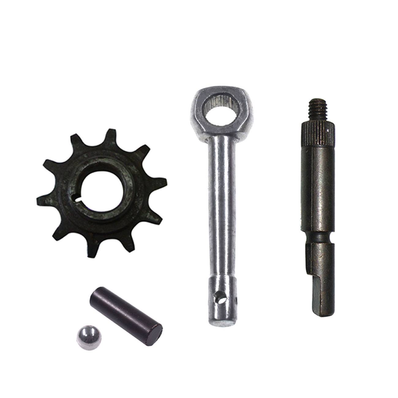 49//66//80cc New model Spring Chain Tensioner Kit-48cc//60cc//66cc//80CC Gas Bicycle