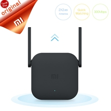 Original Xiao mi Pro 300 M Wifi Verstärker 2,4G Wifi Repeater Signal Wireless Range Extender Roteader mi Wireless Router wi-fi(China)