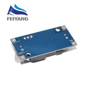 Image 2 - 20 pièces haute qualité LM2596 DC DC entrée 4V 35V sortie 1.23V 30V réglable abaisseur module de régulateur dalimentation (tie)
