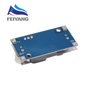 Image 2 - 20pcs High Quality LM2596 DC DC Input 4V 35V Output 1.23V 30V Adjustable Step down Power Supply Regulator module(tie)