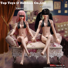 1/6 Pale Color PHICEN TBLeague 1/6 Super Flexible Female Seamless Petite Body S24A/ 25B / 26A /27B for 12inch Action Figure