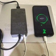 عالية الجودة 15 فولت 6.33A 102 واط أسود مصدر كهرباء بتيار ترددي مهايئ شاحن لمايكروسوفت سطح كتاب 2 شاحن الجهاز اللوحي 5 فولت 1.5A USB