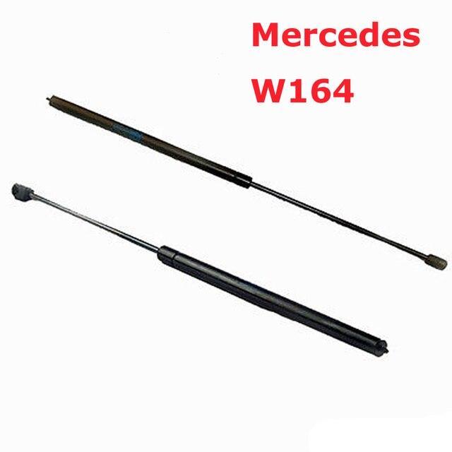 mercedes w164 hood gas spring 2308800029 left side hood damper right side 1648800129 one set two