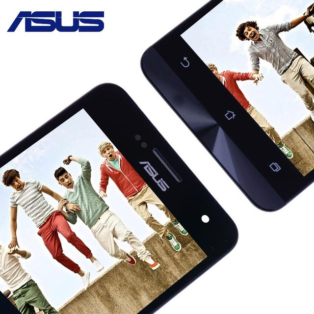 1 Year Warranty ORIGINAL Display For ASUS Zenfone 5 LCD Touch Screen With Frame For ASUS Zenfone 5 Display A501CG A500CG A500KL