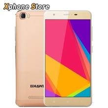 Оригинал HAWEEL H1 Pro Android 6.0 4 Г LTE 1 ГБ RAM 8 ГБ ROM MTK6735 Quad Core 1.2 ГГц 5.0 дюймов 720 P Dual SIM Мобильный телефон