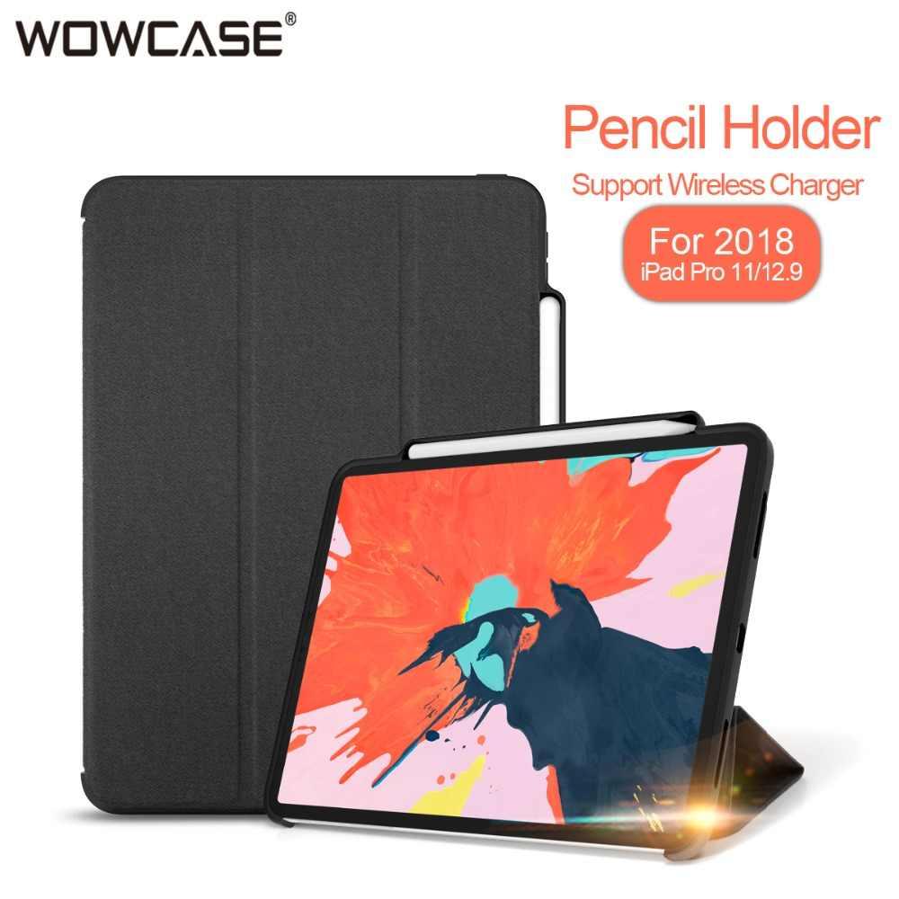 Для iPad Pro 12,9 2019 Чехол-карандаш держатель Ткань Кожа микрофибра внутренняя смарт-крышка для iPad Pro 12,9 A1876 A2014 A1895 a198.