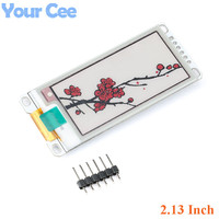 2 13 Inch E Paper Module E Ink Display Screen Module Black Red White Color SPI