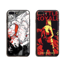 Battle Royale Movie Poster Tpu Soft Silicone Phone Case Cover Shell For Apple iPhone 10 X 5 5s SE 6 6s 7 8 Plus