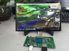 10.1 pulgadas 2560X1600 2 k 1440 p HD proyector DLP LCD IPS monitor de pantalla y tablero de conductor 3d kit diy impresora