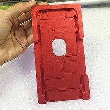 Для стекла с рамкой точный ламинированный металлический резиновая форма для iphone 8 г 5,5 дюймов 8 плюс дюймов поляризатор для пленки ОСА дюймов ЖК-дисплей 4,7 стекло Ремонт