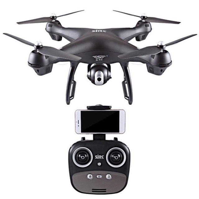 720P/1080P Camera Drone 15min Flight Time HD 90 Degree Wide Angle Dual GPS 2.4GHz WiFi/FPV RC Drone Quad Copter RC Helicopter