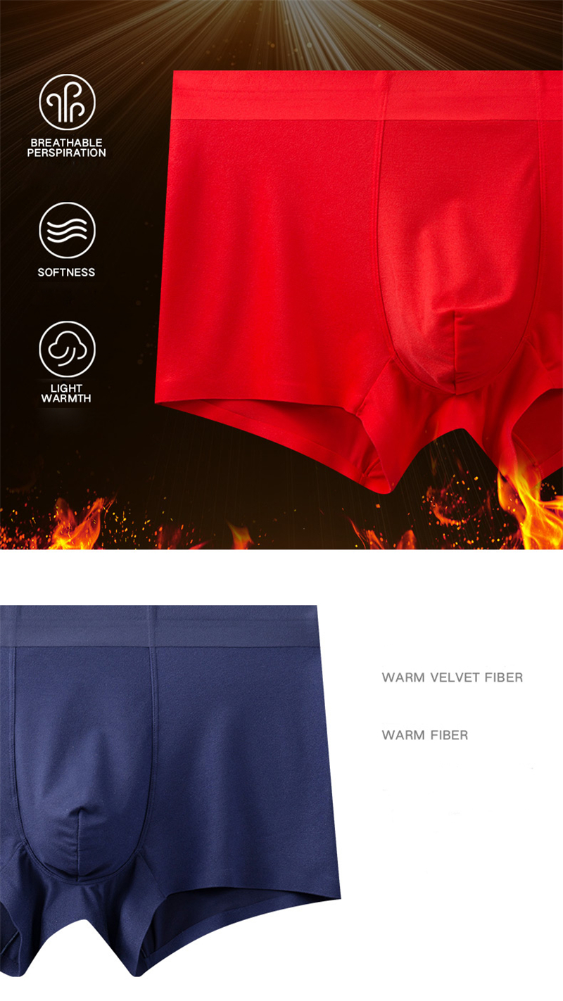Eves Super Soft men underwear Boxer Shorts Cotton Boxershorts Seamless Male U Convex Boxers Breathable Elastic Underpants in Boxers from Underwear Sleepwears