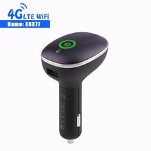 Unlocked Huawei CarFi E8377 4G LTE Car Wifi Router Modem SIM Card Hotspot