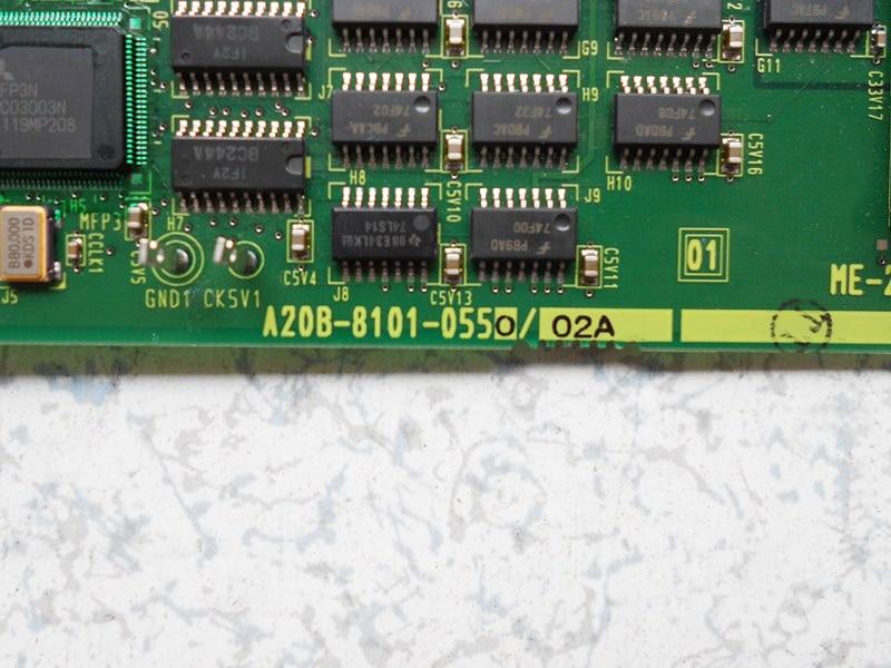 Fanuc A20b-2101-0050 Driver Control Board 60 days warranty