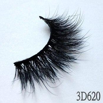 UPS Free Shipping 100pair eye lashes soft lashes long cilios maquiagem false eyelashes Upper Real Mink Makeup Thick sexy 3D Mink
