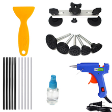 Car Paintless Dent Fix Puller Repair Remover Suction Pulling Bridge Tool Auto Paint Repairing