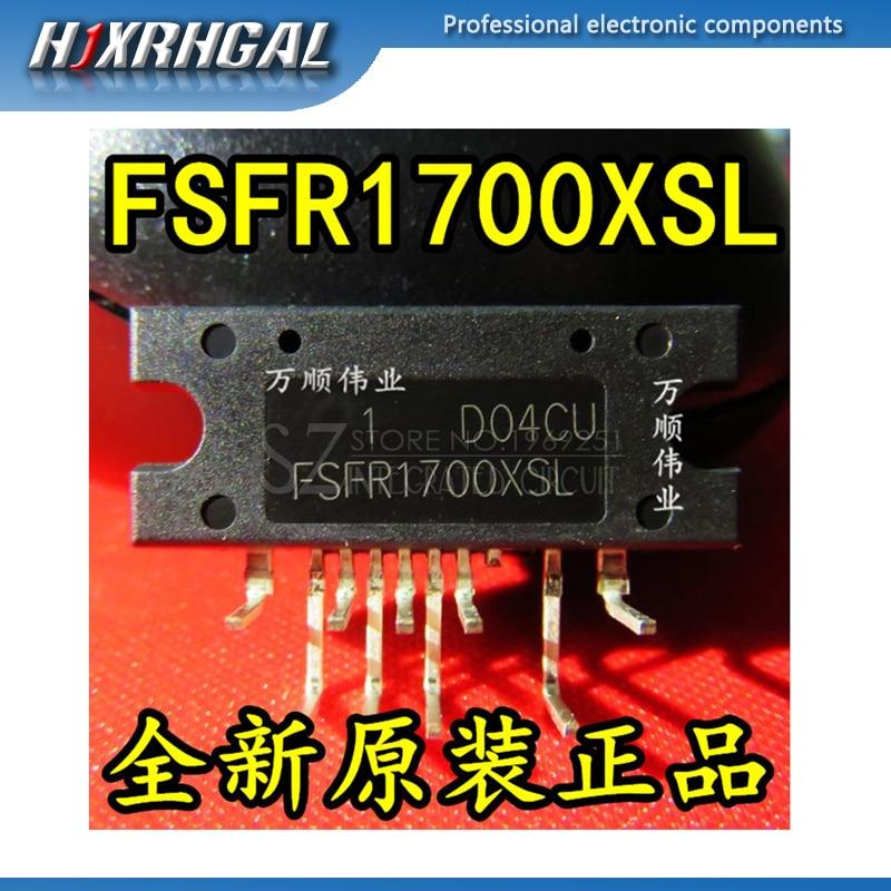 2pcs FSFR1700XSL SIP-9 FSFR1700 ZIP-9 FSFR1700US SIP New Original HJXRHGAL