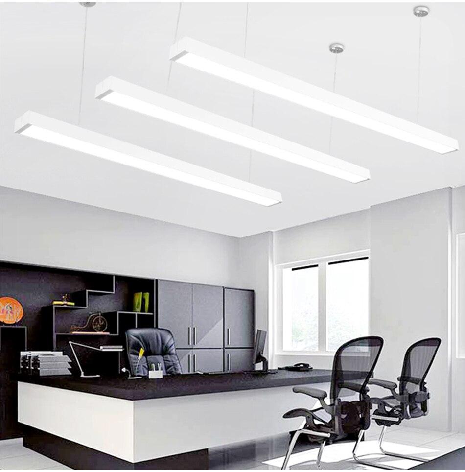 LED Modern Ceiling Light Lamp dimmable Surface Mount Panel Rectangle Lighting Fixture Bedroom Living Room office light 110V 220V
