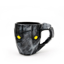 DOTA 2 TI4 TI5 Sven Stein Mugs Accessory Juggernaut Jugg Mask pendant Ceramic Mug Coffee Cup for collection