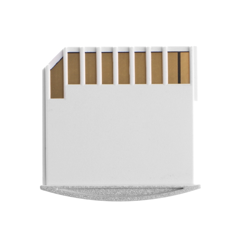 1Pc Portable MicroSD TF To SD Card Memory Card Converter Adapter For MacBook Air New And High Speed