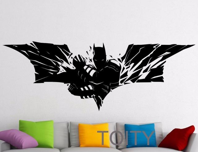 Batman Wall Sticker Modern