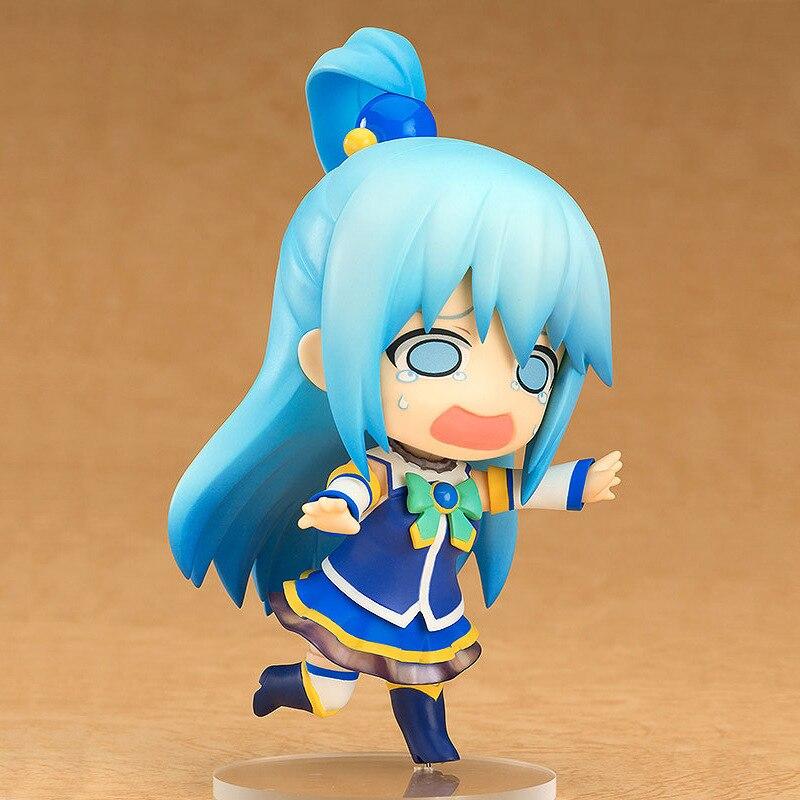 Konosubia: ¡la bendición de Dios en este maravilloso mundo! Anime figura de acción PVC figuras colección de juguetes para regalo de Navidad