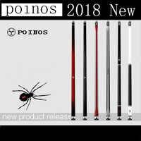 Palos de billar de Punta 2018, puntas de billar de 1/2mm/13mm, palo de billar, palo de billar, 11,5