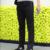 Pantalones de los hombres Adolescentes Delgadas 2016 Nueva Otoño Casual Masculina Pantalones Rectos de Salud Barato Estudiante Más El Tamaño Pantalones de Niño