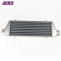 Front Mount intercooler 450*180*65mm Universal Turbo Intercooler bar&plate OD=63mm RODIN