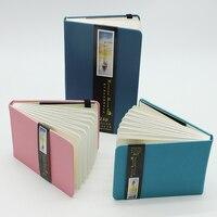 Travel watercolor hand book pure cotton pulp 300g adult sketchbook 24 watercolor handbook art supplies Painting Paper     -